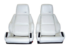 89-93 Sport Seat White