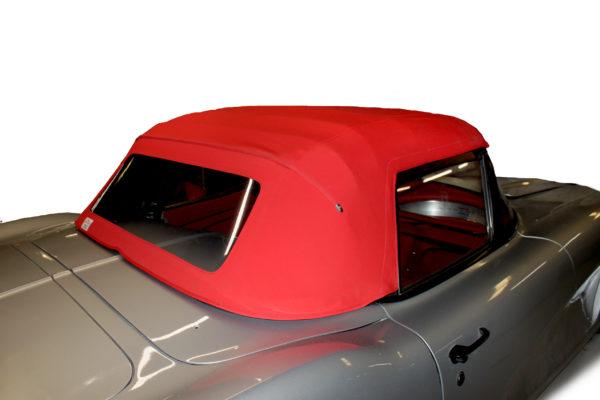 61-2 Custom Top-Red